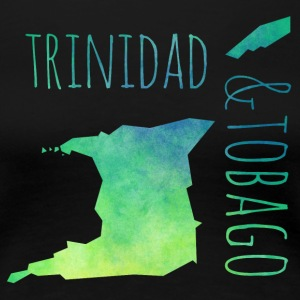 Trinidad and Tobago T-Shirts - Women's Premium T-Shirt