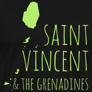 Saint Vincent T-Shirts - Men's Premium T-Shirt