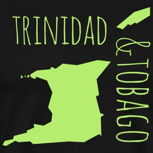 Trinidad and Tobago T-Shirts - Men's Premium T-Shirt