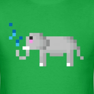 pixelephant - Men's T-Shirt