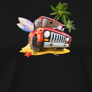Travel Cars - Men's Premium T-Shirt