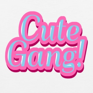 Cute Gang - Men's Premium Tank