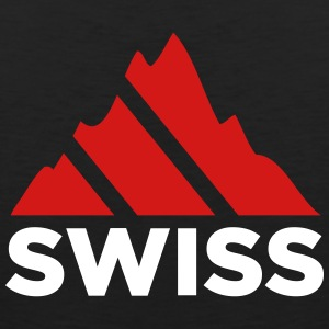 Swiss Mountains Switzerland Sportswear - Men's Premium Tank