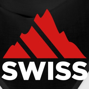 Swiss Mountains Switzerland Caps - Bandana