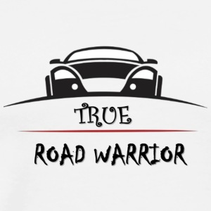 True Road Warrior - Men's Premium T-Shirt