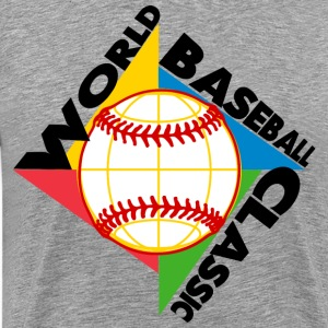 World_BASEBALL_CLASSIC_2017 - Men's Premium T-Shirt