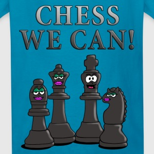 chess_we_can_12_2016_a Kids' Shirts - Kids' T-Shirt