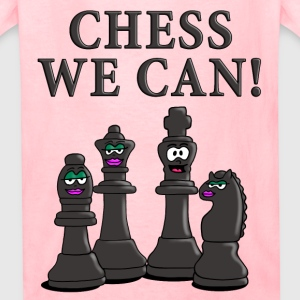 chess_we_can_12_2016_c Kids' Shirts - Kids' T-Shirt