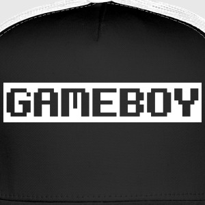 GAMEBOY Sportswear - Trucker Cap