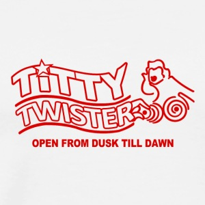 Titty Twiste - Men's Premium T-Shirt