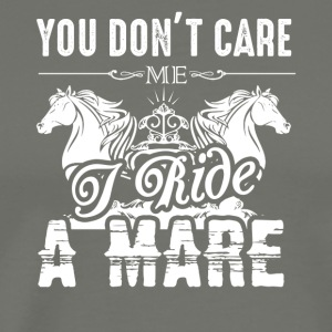 Ride Horse Shirt - Men's Premium T-Shirt