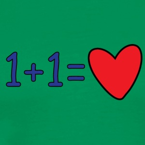 Love Equation - Men's Premium T-Shirt