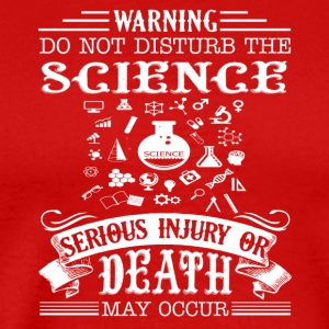 Science Tee Shirt - Men's Premium T-Shirt