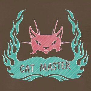 Cat-master - Men's Premium T-Shirt
