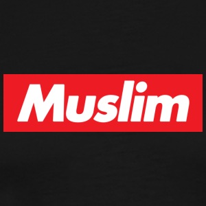 Muslim Shirt from WeTheMuslims - Men's Premium T-Shirt