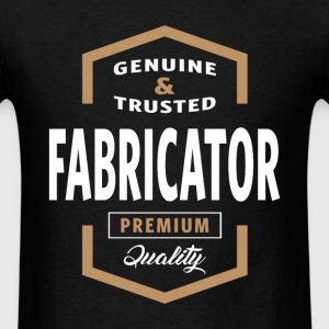 Genuine Fabricator T-shirt Gift - Men's T-Shirt
