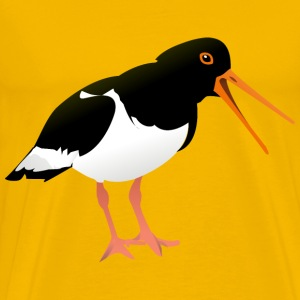 oyster catcher - Men's Premium T-Shirt