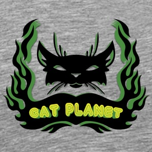 cAT_PLANET - Men's Premium T-Shirt