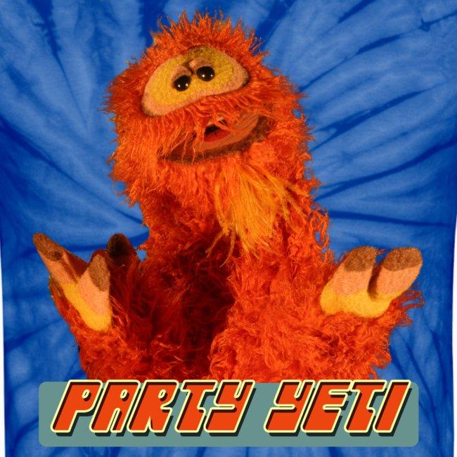 Party Yeti