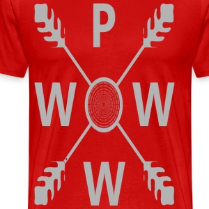 POW-WOW - Men's Premium T-Shirt