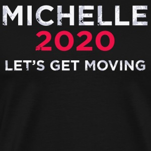 michelle 2020 - Men's Premium T-Shirt