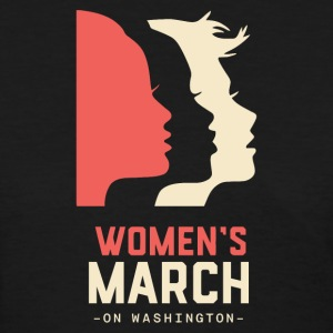 Womens March logo - Women's T-Shirt