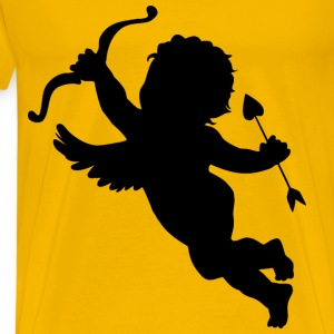 Cupid Silhouette - Men's Premium T-Shirt