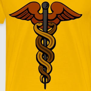 Caduceus 2 - Men's Premium T-Shirt