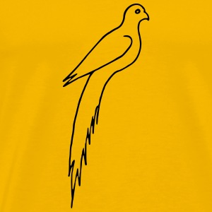 Bird 8 - Men's Premium T-Shirt
