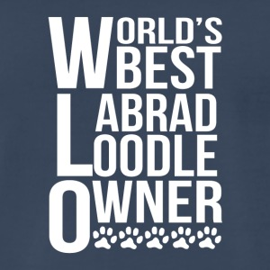 World's Best Labradoodle Owner - Men's Premium T-Shirt