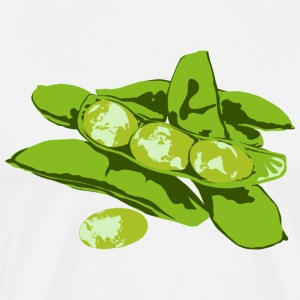 world peas - Men's Premium T-Shirt