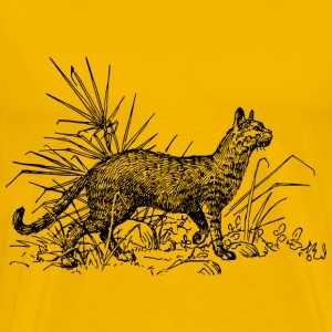 Cat 4 - Men's Premium T-Shirt