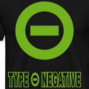 type o negative - Men's Premium T-Shirt