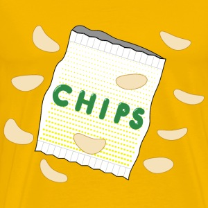 Bag of Chips - Men's Premium T-Shirt