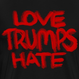 Love Trumps Hate T-Shirts - Men's Premium T-Shirt