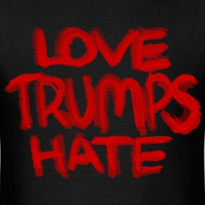 Love Trumps Hate T-Shirts - Men's T-Shirt