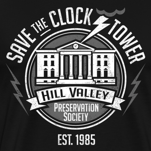 Save The Clock Tower - Men's Premium T-Shirt