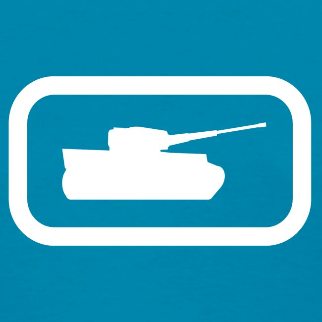 Axis & Allies Tank Logo Tee (Women's)