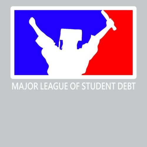 Major league of student debt