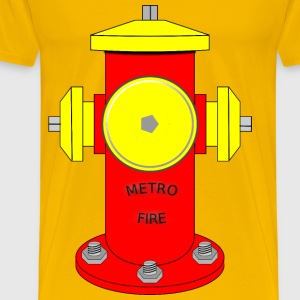 Hydrant (Improved) - Men's Premium T-Shirt
