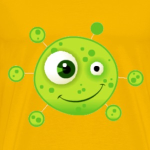 Green Bug - Men's Premium T-Shirt