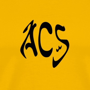 acs - Men's Premium T-Shirt