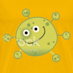 Lime Bug - Men's Premium T-Shirt