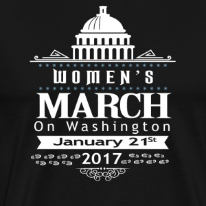 March 2017 - Men's Premium T-Shirt