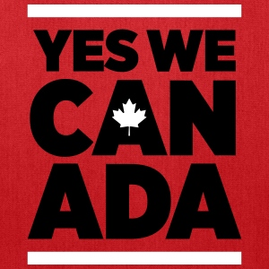 Yes we Canada_2c Bags & backpacks - Tote Bag