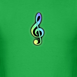 G music key - Men's T-Shirt