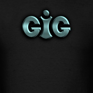 Metal GIG - Men's T-Shirt