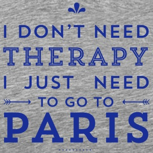 Paris T-Shirts - Men's Premium T-Shirt