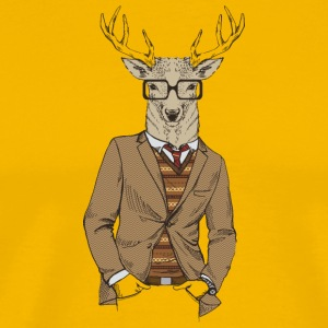 Mister_deer - Men's Premium T-Shirt