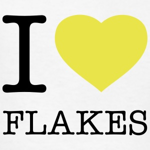 I LOVE FLAKES - Kids' T-Shirt
